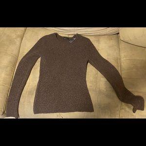 Nods international super comfy brown sweater